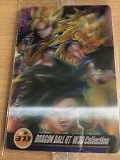 Carte Dragon Ball Z DBZ Morinaga Wafer Card Part 06 #373 3D MADE IN JAPAN