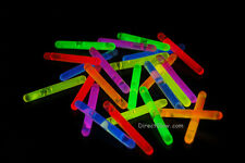 "1.5"" inch Assorted Mini Glow Sticks- 24 Piece"