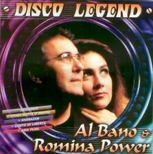 cd al bano e romina power Disco legend