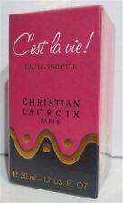 CHRISTIAN LACROIX C'est la vie! 50ml EdT Eau de Toilette NEU