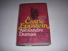 CASTLE EPPSTEIN by ALEXANDRE DUMAS, Franklin Watts, 1989, HB/DJ!