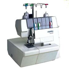 "Consew 14TU858 3-Thread 2-Needle Portable ""Coverlock"" Coverstitch Machine"