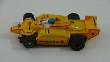 Tyco #4 Pennzoil F1 Indy Slot Car HO Scale for Electric Racing Race Tracks #8