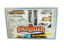 Vintage Bachmann High Baller Electric Train Set - N Scale