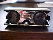 Old Vtg Collectible Sportster Opera Theater Pop-Up Binoculars