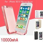 10000mAh top  Power Bank Battery Stand Backup Charger Case For iPhone 6 /6Splus