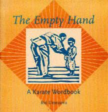 The Empty Hand: Karate Wordbook | Rui Umezawa | BRAND NEW
