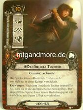 Lord of the Rings LCG - 1x beruthiels figlia #015 - il timore del Truchsess
