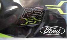 Ford rs logo pin CARBON LOOK