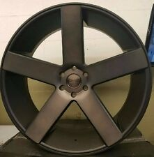 "24"" INCH DUB BALLER WHEELS RIMS & TIRES FIT FORD CHEVY GMC CADILLAC ASANTI DUB"