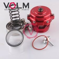 Tial Q Style 50mm V Band Blow Off Valve BOV Q Type 0.4bar 1.3 bar red