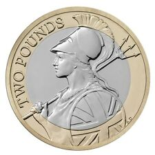 2015 £2 BRITANNIA CLASSIC ** UNCIRCULATED ** COIN HUNT 32/32 TWO POUND RARE 2 @