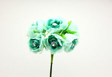 Pretty Bouquet flower Rose Flower Artificial for Party  Home Decor Color pick