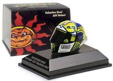 Minichamps Valentino Rossi Casco MotoGP Valencia prueba escala 2013 1/8
