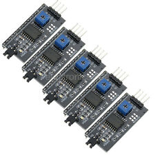 5PCS IIC/I2C Serial Interface Adapter Board Module For Arduino 1602 2004 LCD