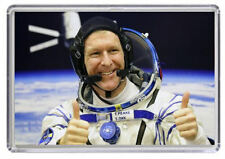 Tim Peake Astronaut International Space Station Fridge Magnet 02