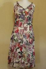 Apanage Femme by Escada Kleid Sommerkleid Damen Gr.36/38,sehr guter Zustand