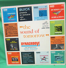 Buick Presents - RCA Victor The Sound of Tomorrow DYNAGROOVE  LP