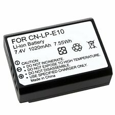 LP-E10 Lithium-Ion Battery Pack For EOS Rebel T3 Digital SLR Camera CT