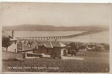 B80377 bridge from the north dundee united kingdom  front/back image