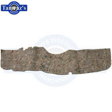 1968-1972 Chevelle GTO Cutlass Skylark Firewall Insulation Pad - Without AC New