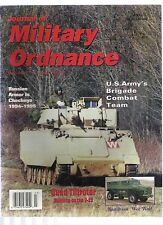 JOURNAL OF MILITARY ORDNANCE MARCH 2000 BTR-T PERSONNEL CARRIER - SON OF SCUD