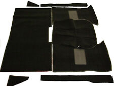Ford Cortina Mk2 Hessian Backed Carpet Set Made to order
