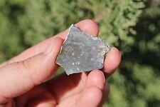 NWA 11182 Meteorite slice Lunar Meteorite 3.7 gram full slice MOON ROCK