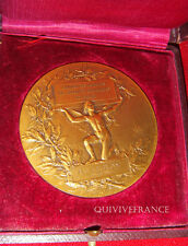 MED3172 - MEDAILLE SYNDICAT FABRICANTS CERAMIQUE par DUBOIS - FRENCH MEDAL