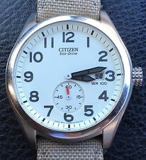 Men's Citizen Watch (Eco-Drive).