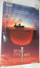 """Vintage Movie Poster """"Year Of The Comet"""" 1992 (Columbia Pictures) 1 Sheet Rolled"""