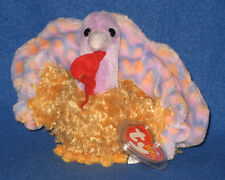 TY TOMMY the TURKEY BEANIE BABY - MINT with MINT TAG