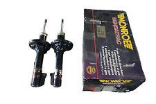 2x MONROE SENSATRAC Ammortizzatori Pressione A Gas anteriore Ford Escort V VI