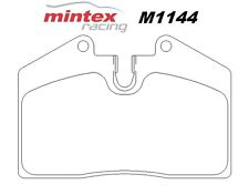 Mintex M1144 Porsche 911 3.3 930 Turbo 87 89 Rear Race Brake Pads MDB1456