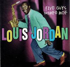 Louis Jordan - Five Guys Named Moe (CD)