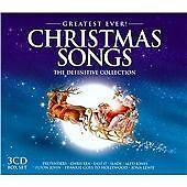 Various Artists - Greatest Ever! Christmas Songs (The Definitive Collection, new
