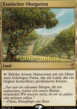 Exotischer Obstgarten (Exotic Orchard) Commander 2016 Magic