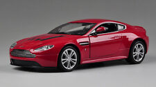 1:24 Astonmartin V12 Vantage Alloy Alloy Diecast car Model Toy Vehicle Red 2175
