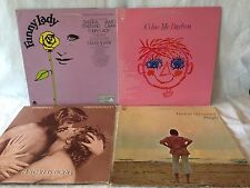 Barbra Streisand Lot of 4 Lp's