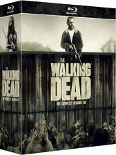 THE WALKING DEAD SEASONS 1-6 COMPLETE BLU RAY BOX SERIES NEW SEALED 1 2 3 4 5 6