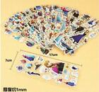 5pc/lot classic cartoon Frozen Stereoscopic PVC Puffy Stickers Sheet Kids Gift
