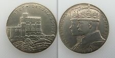 Collectable 1935 Silver Jubilee Medal - Royal Mint Issue