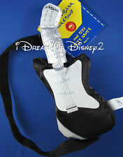 BUILD-A-BEAR BLACK GUITAR PLUSH TEDDY-SIZE TOY ACCESSORY NEW