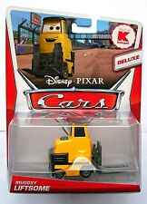 Disney Cars MUGGSY LIFTSOME Kmart Exclusive Deluxe Very Rare UK !!