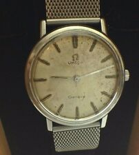 Vintage 1969 Omega Geneve Men Watch  Cal 601