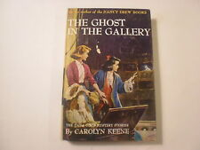 Dana Girls #17, The Ghost in the Gallery, Picture Cover