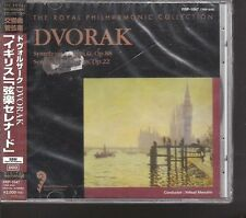CD 1190  THE ROYAL PHILHARMONIC COLLECTION EDIZIONE GIAPPONESE DVORAK