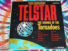 THE TORNADOES Telstar The Sounds Of The Tornadoes LONDON RECORDS 1963 mono VG++