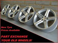 "1692 Genuine 18"" Mercedes Avior CL CLS E S SL SLK Class Alloy Wheels"