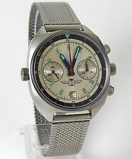 Russian watch chronograph Shturmanskie, POLJOT 3133, made in USSR
